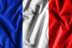 флаг Франция Стоковая Фотография