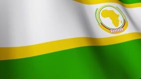 Флаг южно-африканского соединения бесплатная иллюстрация