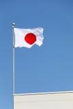 флаг япония Стоковая Фотография