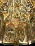 Флорентийский потолок собора Стоковое Изображение