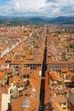 Флоренция Италия Стоковые Фотографии RF