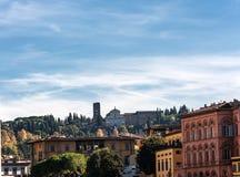 Флоренция стоковые изображения rf
