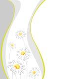 Флористическая абстрактная предпосылка Стоковое Изображение RF