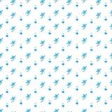 флористическая картина безшовная Стоковое Изображение