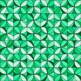 Флористическая картина мозаики Стоковые Фото