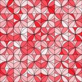 Флористическая картина мозаики Стоковое фото RF