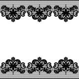 Флористическая картина шнурка Стоковые Фотографии RF