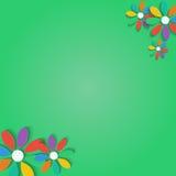 Флористическая предпосылка иллюстрация штока