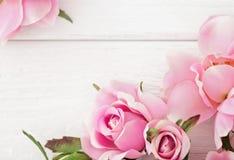 флористическая рамка обрамляет серию Стоковые Фото