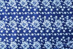 Флористическая ткань Стоковое Изображение RF