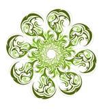 Флористическая форма Стоковые Фотографии RF
