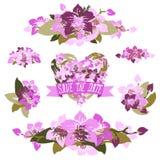 Флористические букеты Стоковое Изображение