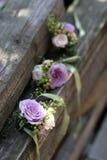 Флористические рекомендации для wedding стоковые фото