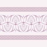 Флористический дизайн чувствительного розового цветка Стоковое фото RF