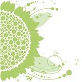 Флористический дизайн Стоковые Изображения RF