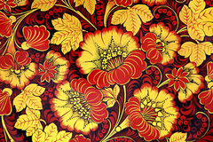 флористический орнамент стоковые изображения
