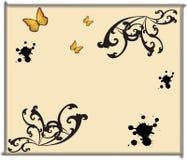 Флористический Стоковые Фотографии RF