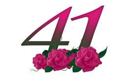 41 флористический Стоковое Фото