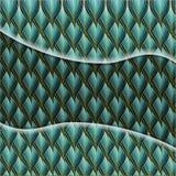 флористическое абстрактной предпосылки голубое Стоковое фото RF