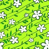 флористическое безшовное Стоковая Фотография