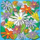 флористическое предпосылки цветастое Стоковое фото RF