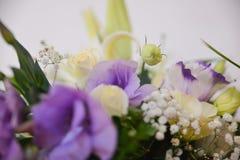 Флористическое украшение расположения цветков Стоковое Фото