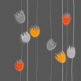 Флористическое backgroung Стоковые Изображения RF