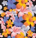 флористическо иллюстрация штока