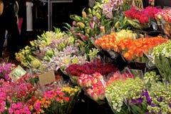 Флорист рынка Стоковое Изображение RF