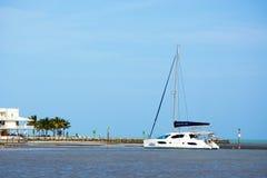 Флорида пользуется ключом побережье Стоковые Фото