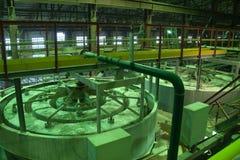 Флотирование phosphat Стоковые Изображения RF