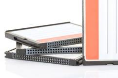 флэш-память карточки компактное Стоковое фото RF