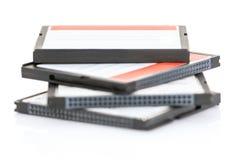 флэш-память карточки компактное Стоковая Фотография