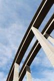 хайвей бетона моста Стоковые Фото