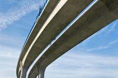 хайвей моста стоковые фото