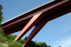 хайвей моста Стоковое Изображение