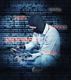 хакер Стоковое фото RF