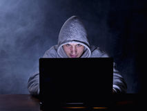 хакер стоковые изображения