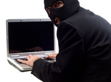 хакер Стоковое Изображение
