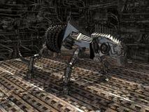 Хамелеон робота металла бесплатная иллюстрация