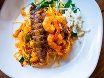 Ханжи сделанные от креветки mantis моря Стоковое Фото