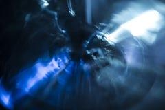 Хаотическая предпосылка с радиальными направлениями Стоковое Изображение RF