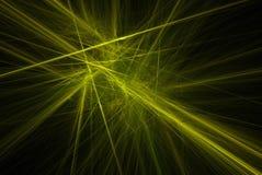 хаотические линии Стоковые Изображения