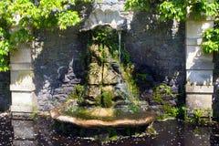 Характеристика воды Стоковые Фото