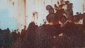 Характеристики старого металлического листа стоковое фото rf