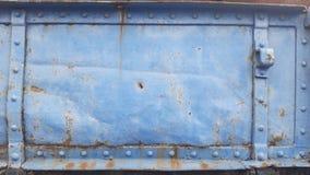 Характеристики старого металлического листа стоковое изображение rf
