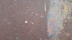 Характеристики старого металлического листа стоковые фотографии rf