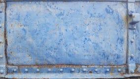 Характеристики старого металлического листа стоковые изображения rf
