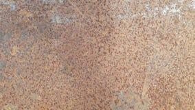 Характеристики старого металлического листа стоковая фотография rf