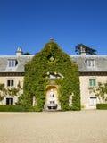 Характеристики ornamental дома Belton стоковое фото rf